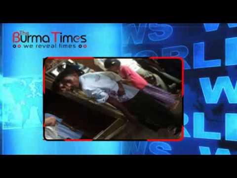 Burma Times TV Daily News 19.7.2015