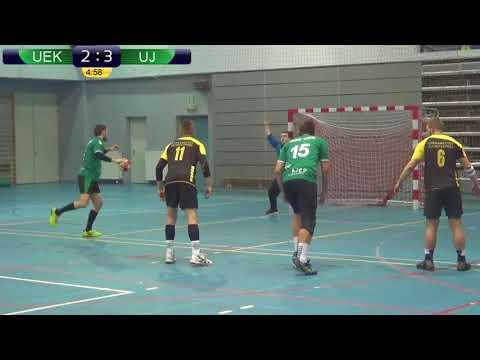 AMM: Piłka Ręczna Mężczyzn UEK Vs UJ