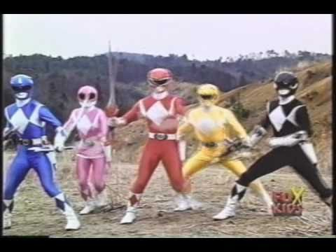Today On Power Rangers Teaser Collection, Season 1 Part 1 video