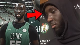 Tacko Fall CUT From Boston Celtics Roster! Contract NOT Extended For Regular Season!