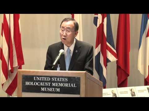 UN Secretary-General: Stand Together on Libya