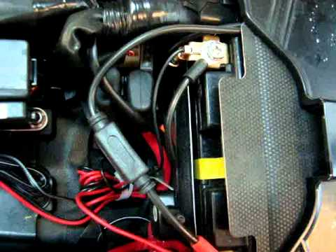 scooter battery wire diagram r1 2009 gorilla alarm how to install youtube  r1 2009 gorilla alarm how to install youtube
