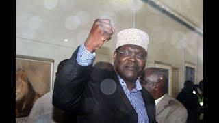 Miguna aborts arrival; blames govt. for failing to provide Kenyan passport