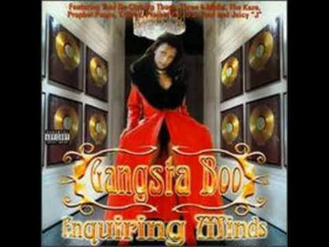 Gangsta Boo - Nasty Trick Video
