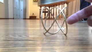 Bill Gosper's ambiguous roller