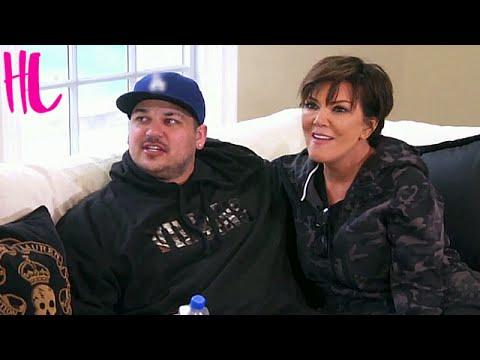 Rob Kardashian & Blac Chyna Reveal Home Together - KUWTK Recap