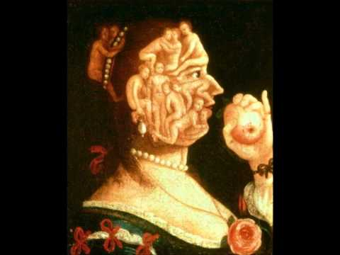 Nick Drake -I was made to love magic /  Giuseppe Arcimboldi
