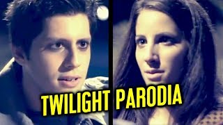 BREAKING DAWN - parte 1 - ***PARODIA*** Twilight Sega