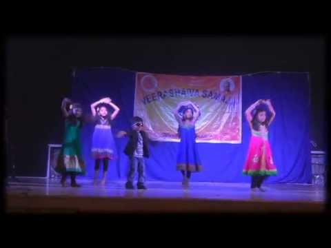 Vsny Dance-chale Jaise Hawaien video
