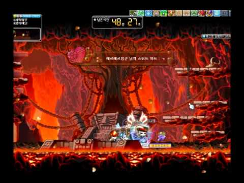 MapleStory Zakum solo 36 seconds