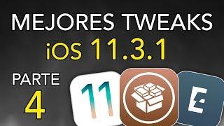 TOP 10 MEJORES TWEAKS para iOS 11.3.1 (Parte 4)