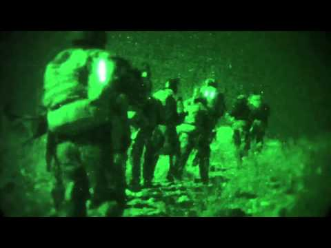 U.S. Special Ops & Afghan Special Forces night raid to kill capture Taliban