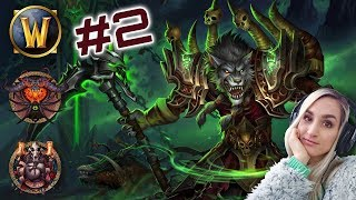 💖 Valentins-Date mit mir! 💖 [Warlock Worgen Level 1-20 - World of Warcraft]