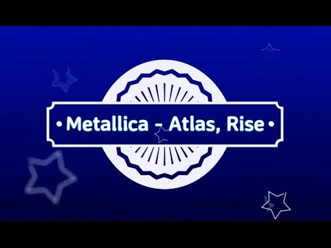 download lagu Metallica - Atlas, Rise! KARAOKE NO VOCAL gratis
