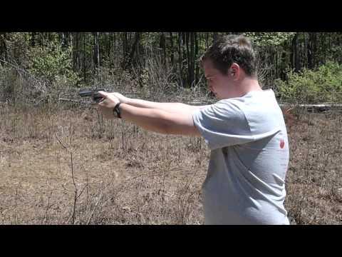 .38 Special vs .357 Magnum (Ruger SP101)