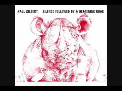 Paul Gilbert - I Cannot Tell A Lie