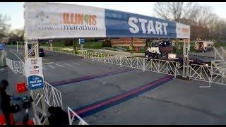 10 Years Running - Christie Clinic Illinois Marathon 2009-2018