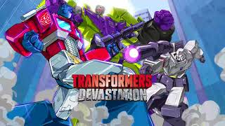 Decepticon Sergeant - Transformers Devastation OST (Extended)