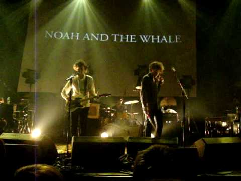 noah and the whale - the first day of spring