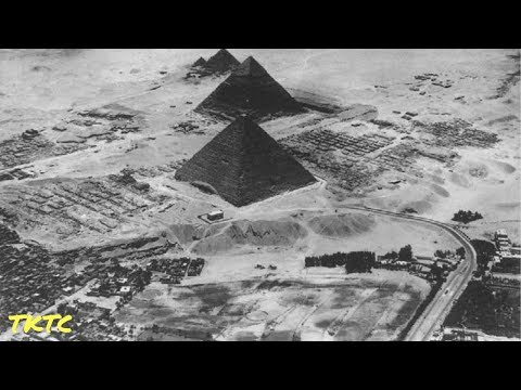 Lies and Deceptions: The Giza Pyramids, what are they?