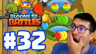 40K MEDALLIONS EPIC REMATCH!! | Bloons TD Battles Gameplay Part 32 (BTD Battles)