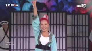 SBS Mtv The show-DJ Joy Dreams come true(위풍당당)