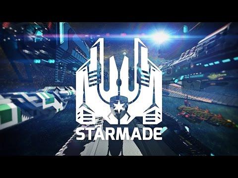 Starmade - cделано в космосе