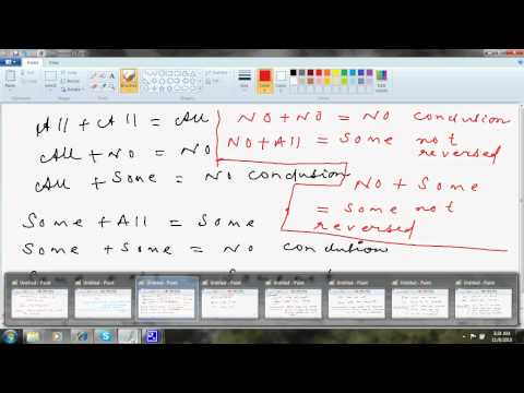 BANK PO REASONING CONFUSING SYLLOGISMS FREE CLASSROOM VIDEO...