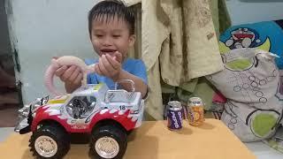 Xe đồ chơi, xe bồn, xe cứu hỏa, xe tăng, xe cảnh sát, xe đổ rác. Car toy. Trucks.