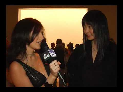 Irina Pantaeva - Mercedes Benz Fashion Week NY 09