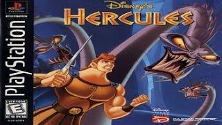 Полное прохождение (((Sony PlayStation))) Disney's Hercules / Геркулес Диснея