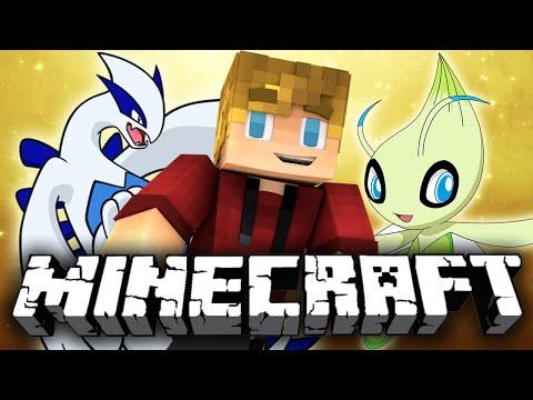 Minecraft Mods Pixelmon Lucky Dip Battle! (Minecraft Pokemon Modded Mini-Game)