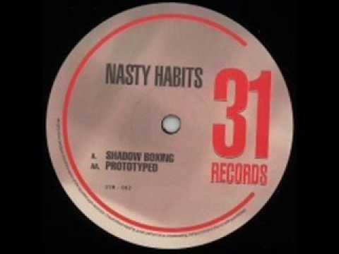 Drum n Bass - Nasty Habits - Shadow Boxing (Doc Scott) Image 1