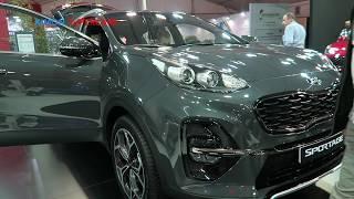 NEW 2019 Kia Sportage GT Line - Exterior & Interior