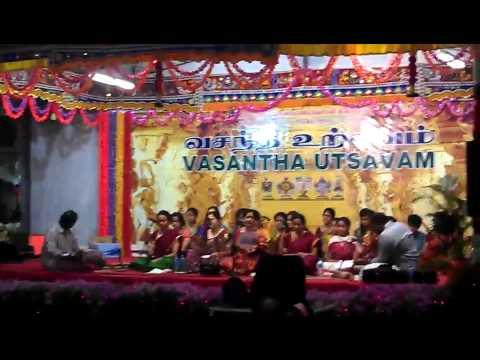 Srinivasa Perumal Temple Vasanthotsavam 2012 - Pallandu Pallandu...