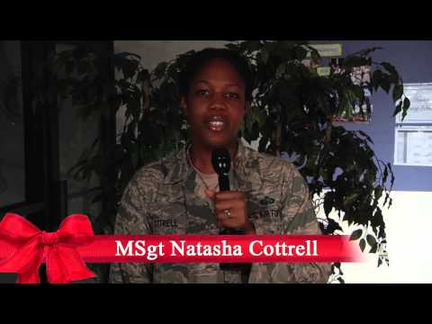 B101.5 thanks the military men and women who are currently serving their country, here in America, and all around the world. Happy Holidays from B101.5! MSgt Natasha Cottrell Stationed: Guam...