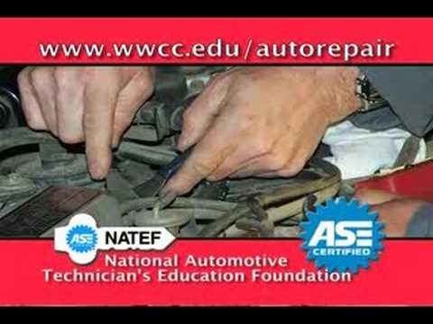 Auto Repair Industry Statistics on Wwcc Auto Repair Technology