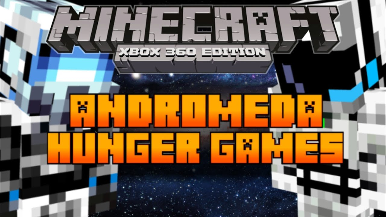 Xbox 360 Hunger Games : Minecraft xbox the hunger games map andromeda