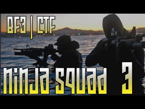BF3 Ninja Squad Ep 3 :: A Close Call