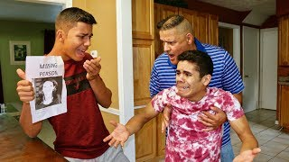 MOM IS GONE PRANK ON BROTHER! (CRYING BABY) FUNNY PRANKS WITH LITTLE BROTHER