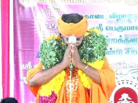 Ayya G.n.sivachandran Rettarkulam-2013 Part 1 video