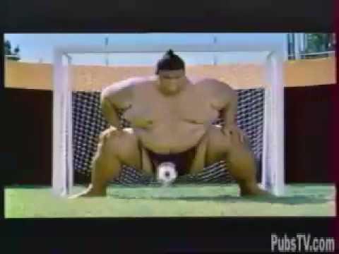 Soccer vs Sumo Pepsi Funny Commercial.flv