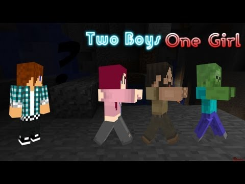 Minecraft | Two Boys One Girl : Cataclysm - Episode 11