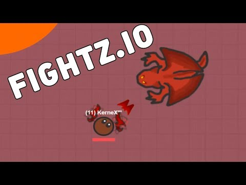 PVE IO?! - FIGHTZ.IO