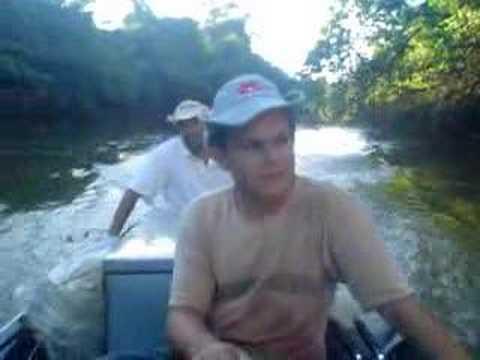 Pescaria no entre ribeiro