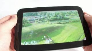 Samsung GALAXY TAB - video player - FULL HD 1080p, HD 720p, Youtube