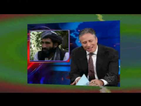 Jon Stewart-Afghan Voter Fraud