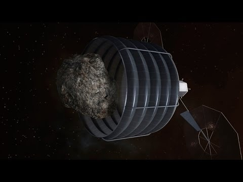 NASA's Plan to Save Earth From Killer Asteroids | Mashable
