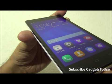 Huawei Honor 3C Hands on. Quick Review. Features. Camera. Software and Overview HD