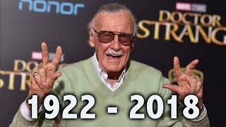 A Tribute to STAN LEE The Man The Myth The MARVEL